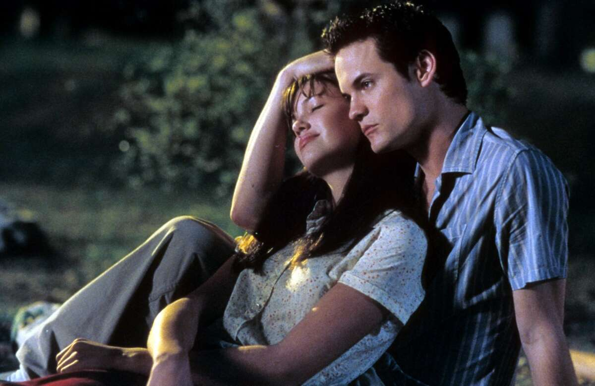 A Walk to Remember (2002)Leaving Sept. 1 A popular kid falls in love with the high school outcast only to find she has a short time left to live.