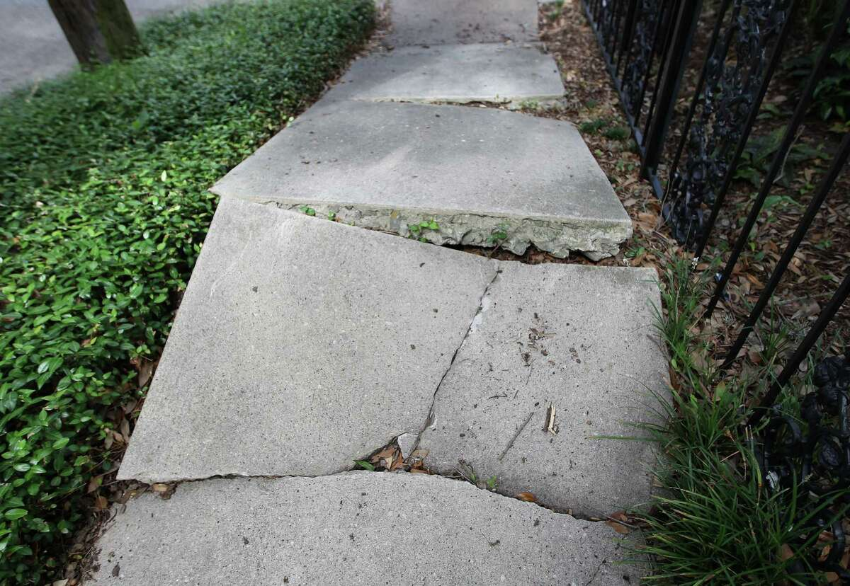 Houston's system for making sidewalks walkable no longer works. City Council is mulling a plan in which the city would repair damaged sidewalks, then bill homeowners in installments.