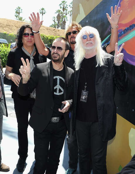 Edgar Winter Photo: Kevin Winter, Staff / 2014 Getty Images
