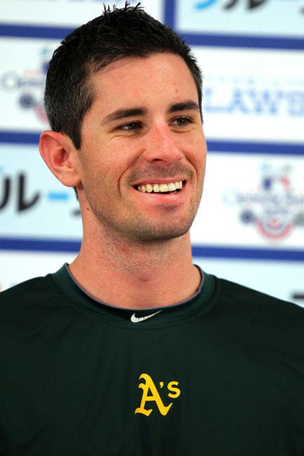 Brandon McCarthy, major league baseball