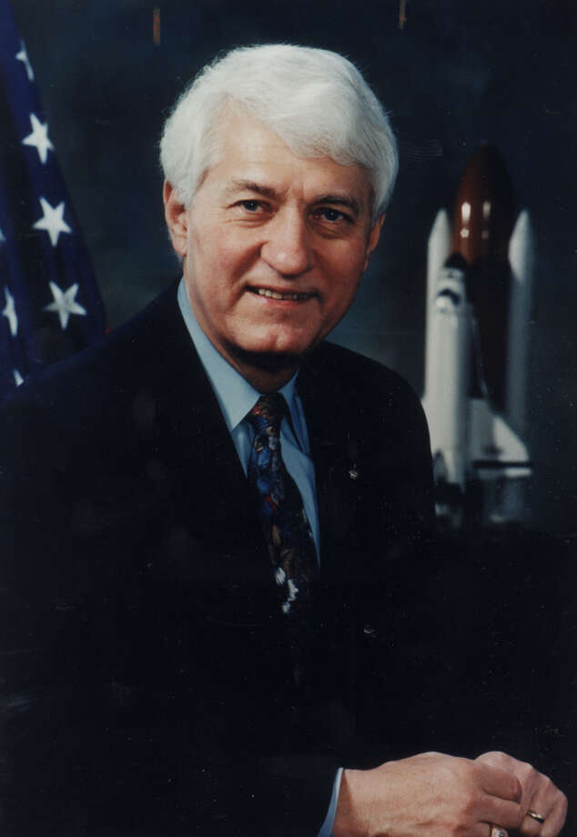 "Henry ""Hank"" Hartsfield flew three shuttle missions. Photo: Handout Photo"