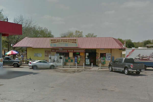 Thelma Food Store, 24945 Pleasanton Road, San Antonio, Texas.