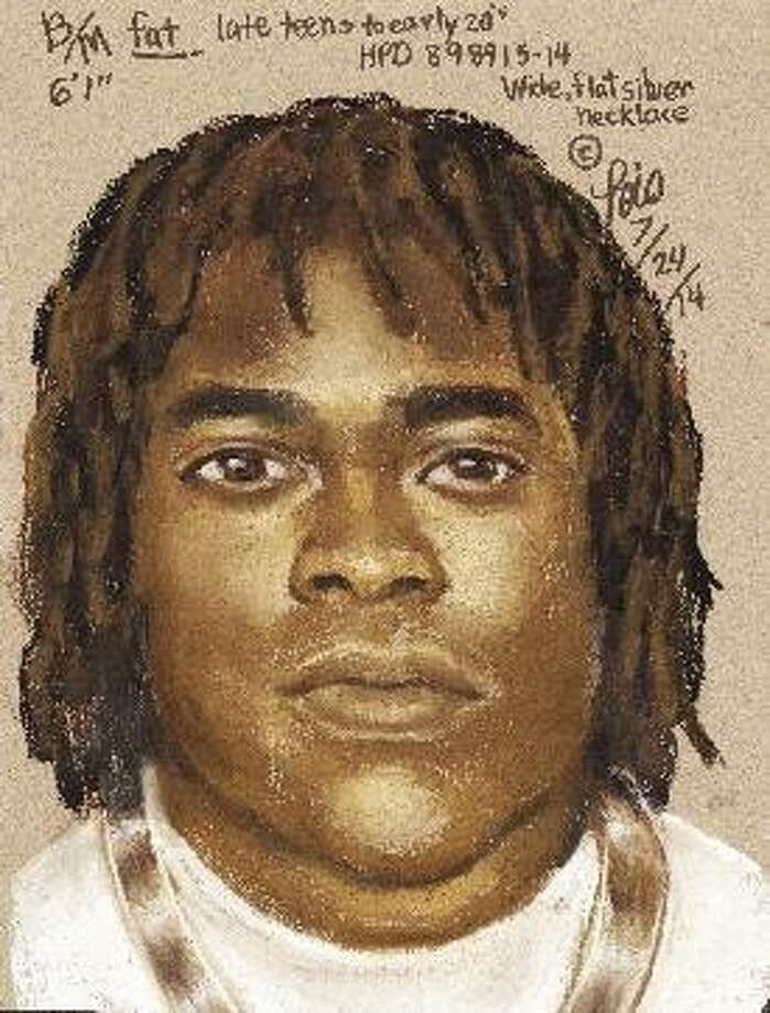 Police have released a composite sketch of a suspect in a fatal shooting in N. Houston about 12:20 a.m. July 18 at 12400 Greenspoint.