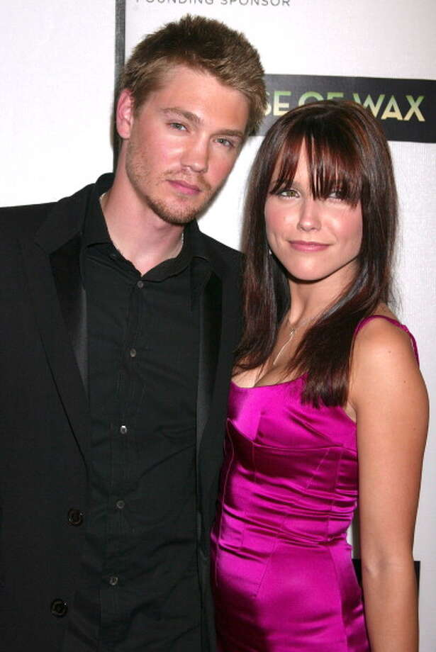 Sophia Bush and Chad Michael Murray:5 months (2005) Photo: Gregory Pace, Getty Images / FilmMagic