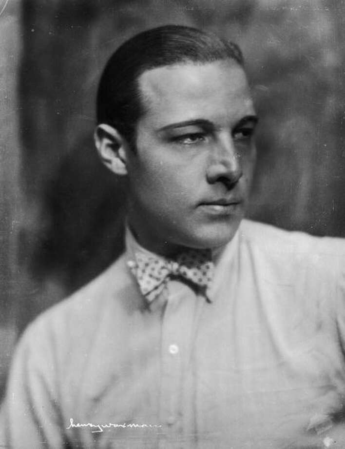 Acker married Rudolph Valentino, who was admired as the 'the Latin Lover,' of the 1920s.  Photo: Henry Waxman, Getty Images / Moviepix
