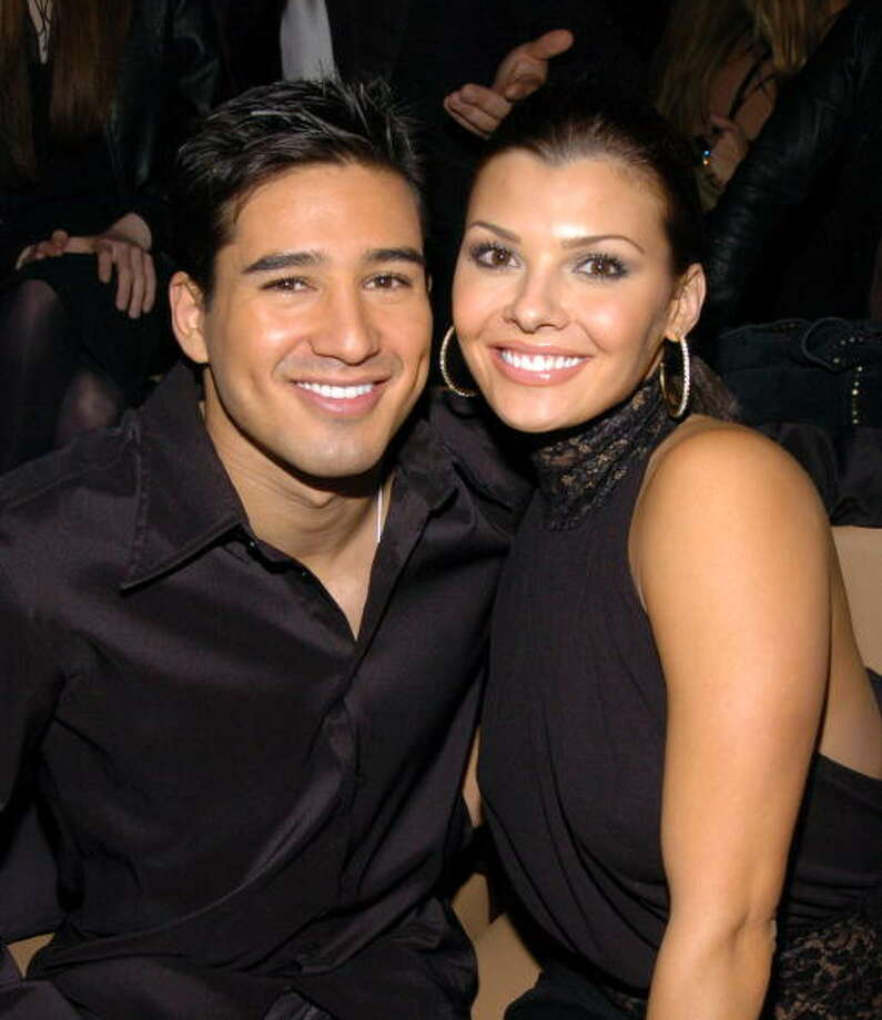 Mario Lopez and Ali Landry: 2 weeks (m. 2004; annulled 2004) Photo: Theo Wargo, Getty Images / WireImage