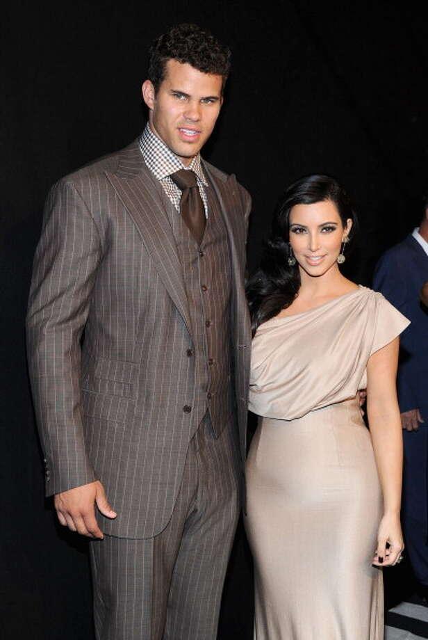 Kim Kardashian and Kris Humphries:72 days (2011) Photo: Jamie McCarthy, Getty Images / 2011 Getty Images