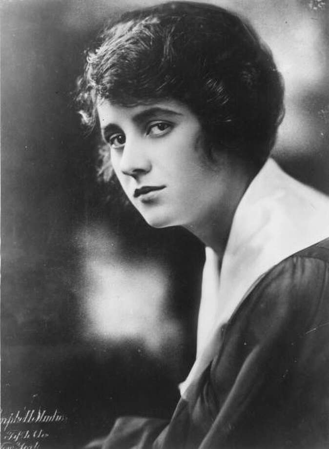 Jean Acker, an American film actress from the silent film era was married for six hours to a famous Italian actor. In divorce proceedings, she claimed they never consummated their union. (m.1919)Source:marieclaire.com Photo: Topical Press Agency, Getty Images / Hulton Archive