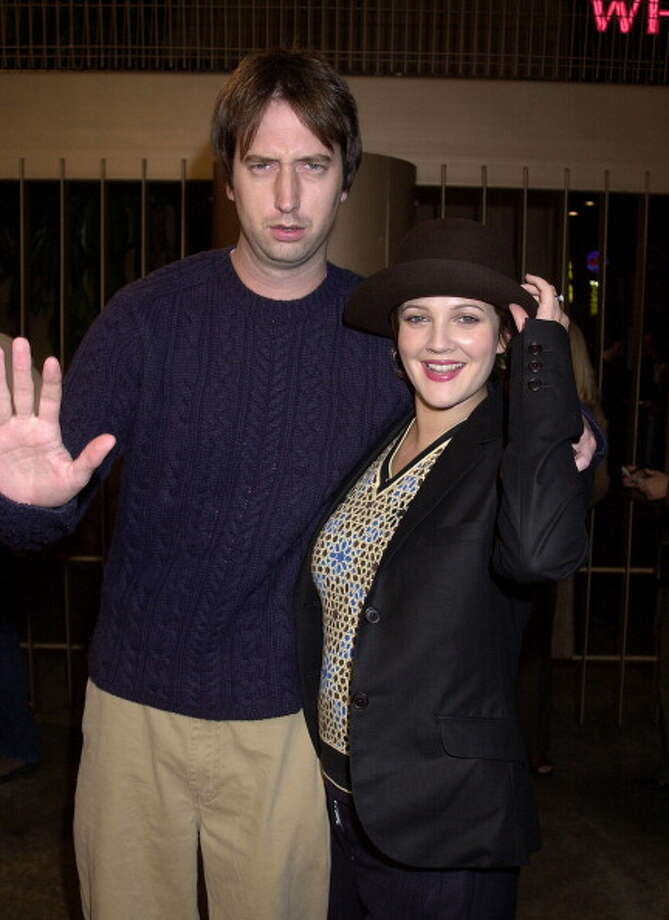 Drew Barrymore and Tom Green:5 months (2001) Photo: Gregg DeGuire, Getty Images / WireImage