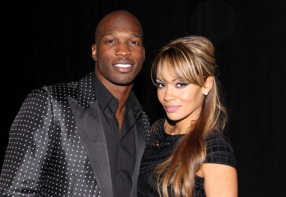 Chad Johnson and Evelyn Lozada: 41 days (2012) Photo: Gary Miller, Getty Images / 2011 Getty Images