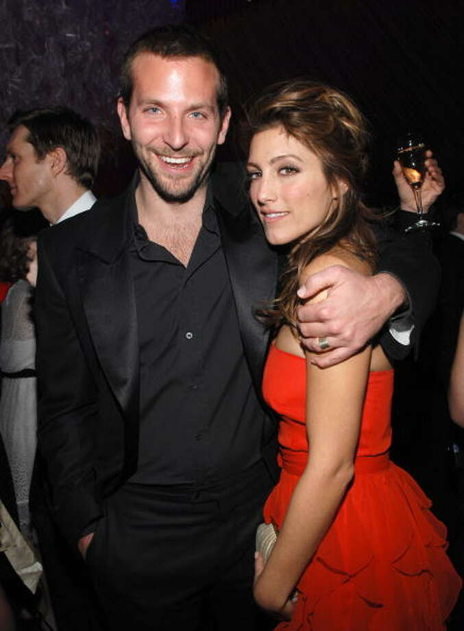 Bradley Cooper and Jennifer Esposito:4 months (2006) Photo: John Sciulli, Getty Images / WireImage