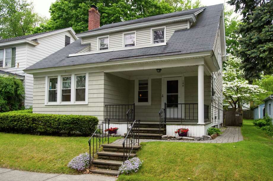 108 Winnie St., Albany: 3 bedrooms, 1 1/2 bathrooms, 1,744 square feet. Circa 1928. Open floor  plan and fenced yard. Walking distance from New Scotland Elementary  School and a variety of restaurants and stores.