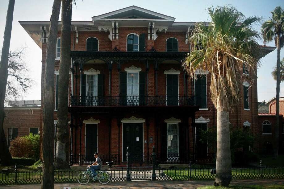 "Galveston's Ashton Villa was designated a historic landmark in 1969.Click to see other ""haunted"" places in Galveston. Photo: Michael Paulsen, Houston Chronicle / Houston Chronicle"