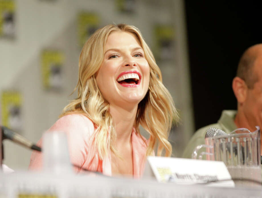 "Actress Ali Larter attends TNT's ""Legends"" panel during Comic-Con International: San Diego 2014 at San Diego Convention Center on July 24, 2014 in San Diego, California. Photo: Joe Scarnici, WireImage / 2014 WireImage"