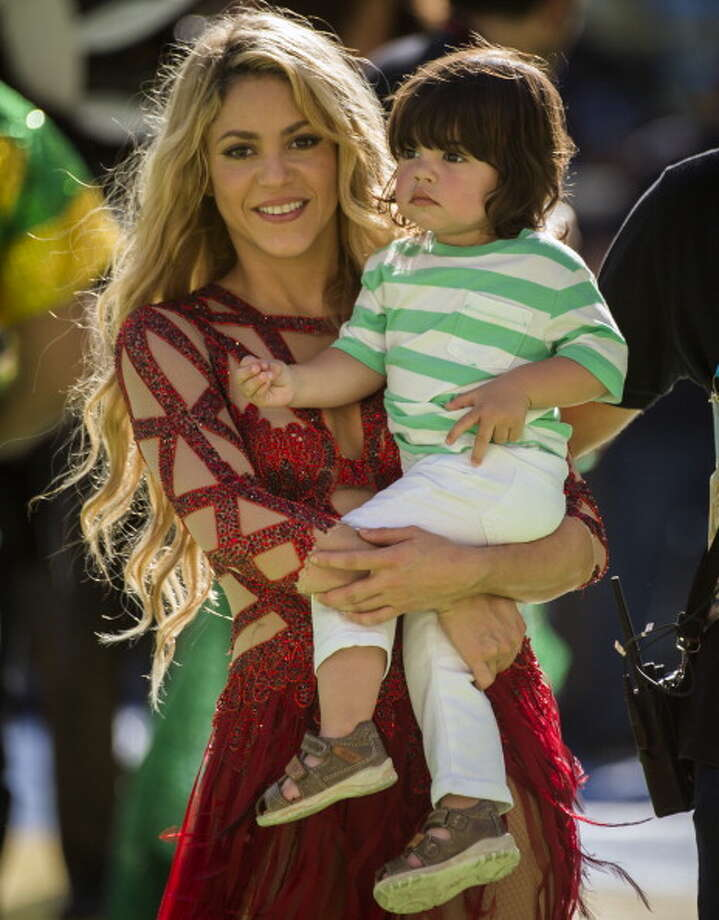 Shakira and son Milan Photo: ODD ANDERSEN, Getty Images / AFP