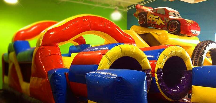 16: Bounce Zone4075 Old Dowlen Road, Suite D, BeaumontParents say this is a great place to bring the kids for indoor summer fun. Photo: Courtesy Photo