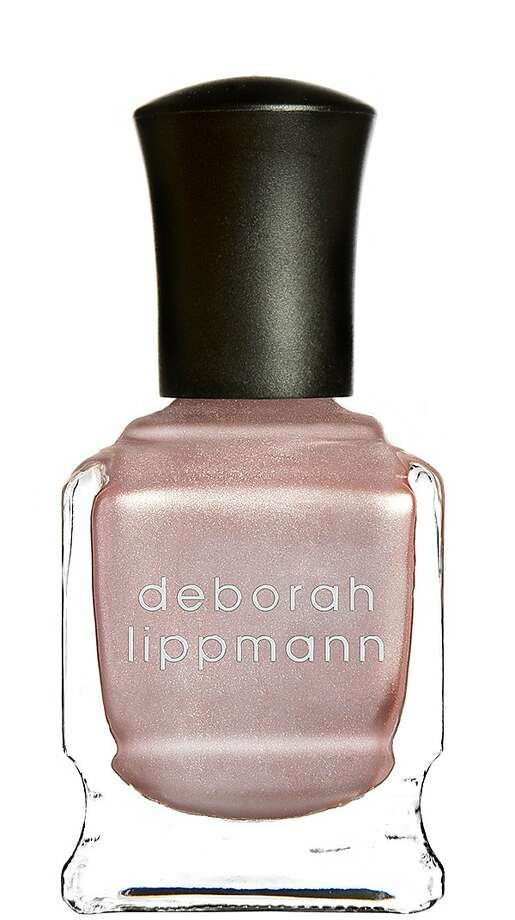 Created as part of Deborah Lippmann's New York Marquee collection, this blush polish reflects 1940s luxury and fabrics of the Art Deco period. Deborah Lippman's Lullaby of Broadway, $20, Bloomingdales or  www.deborahlippmann.com. Photo: Deborah Lippmann