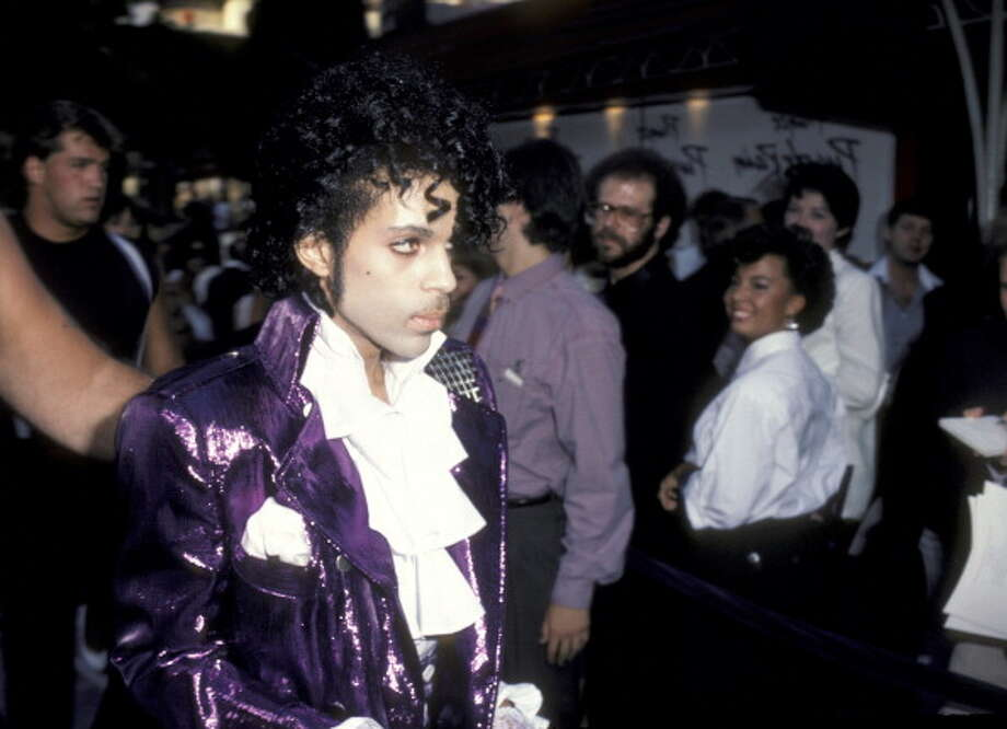 "8. Prince intended ""Purple Rain"" to be darker. Photo: Ron Galella, Getty Images / 1984 Ron Galella, Ltd."