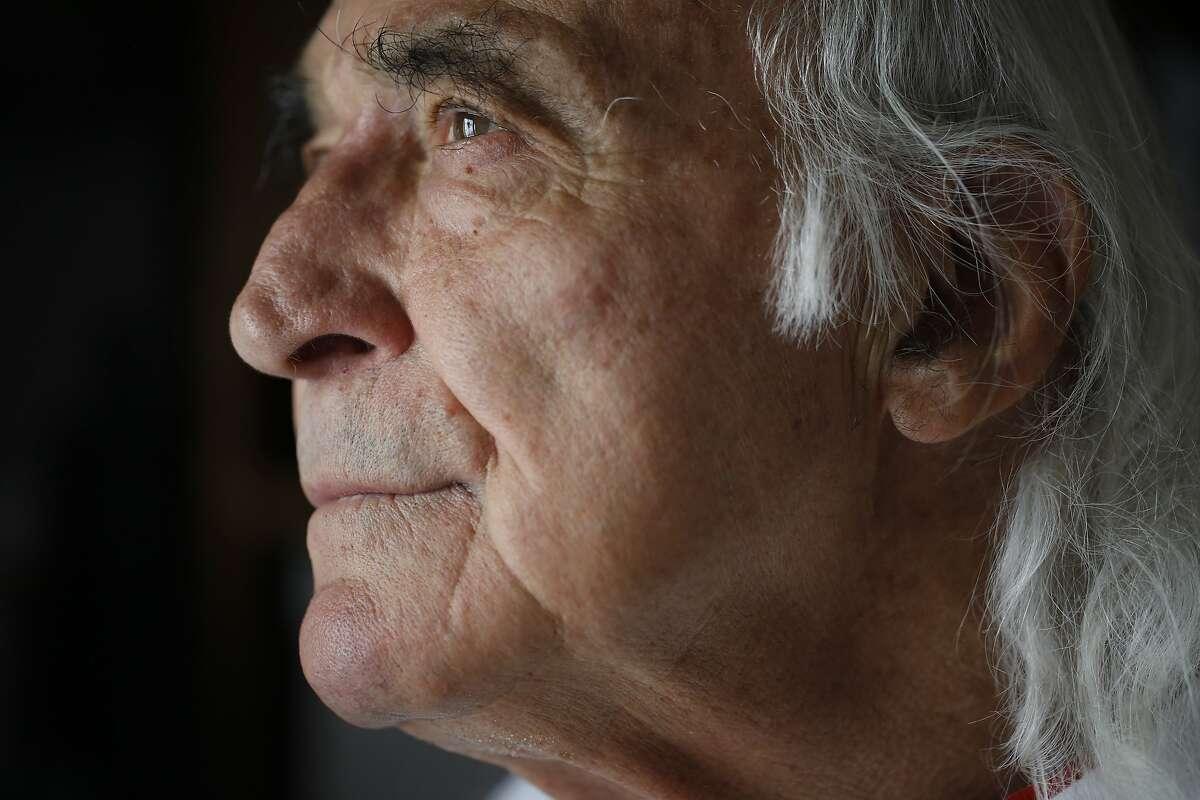 Famed criminal defense attorney Tony Serra, 79, who is representing Raymond