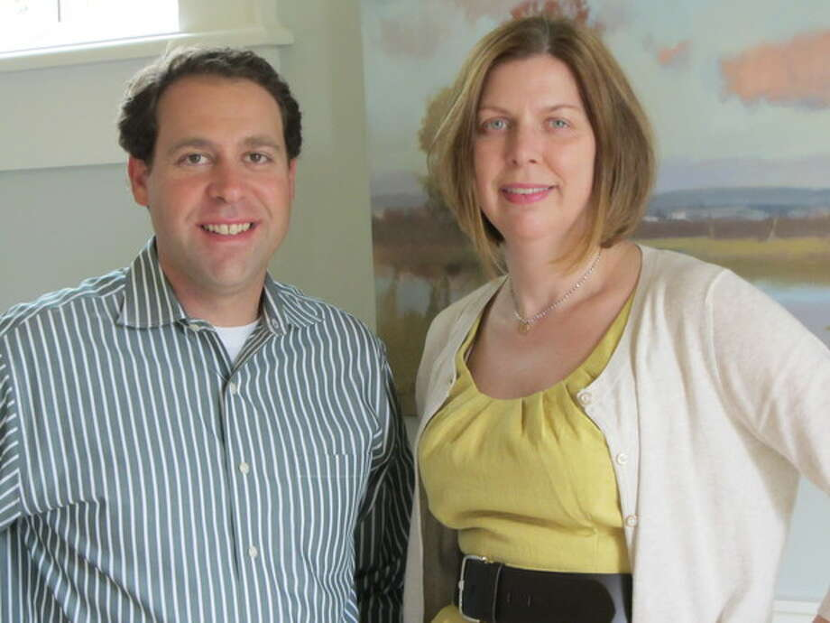 Ben Lavine and Sarah Lavine-Kass are siblings and co-owners of Stone Acorn Builders.
