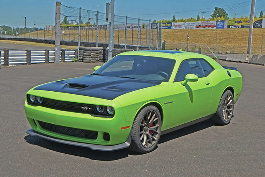 2015 Dodge Challenger SRT Hellcat (photo © Dan Lyons, all rights reserved) / copyright: Dan Lyons - 2014