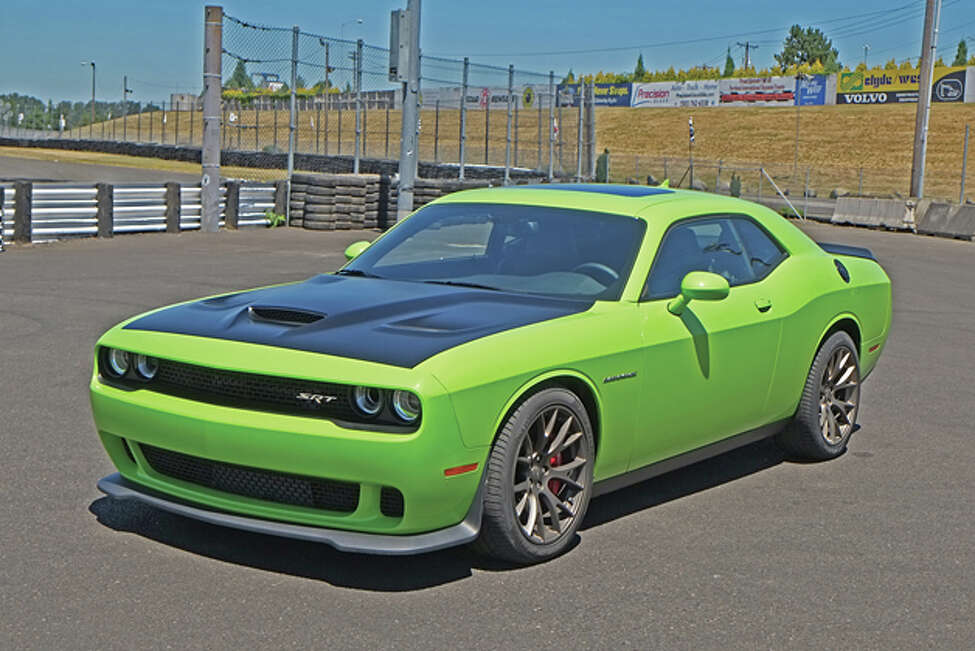 2015 Dodge Challenger SRT Hellcat (photo © Dan Lyons, all rights reserved)