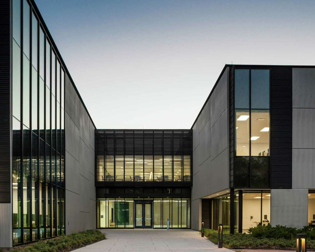 AIA Houston 2014 Design Award winner for architecture greater than 50,000 square feet: Lone Star College EMI-University Park, Morris Architects