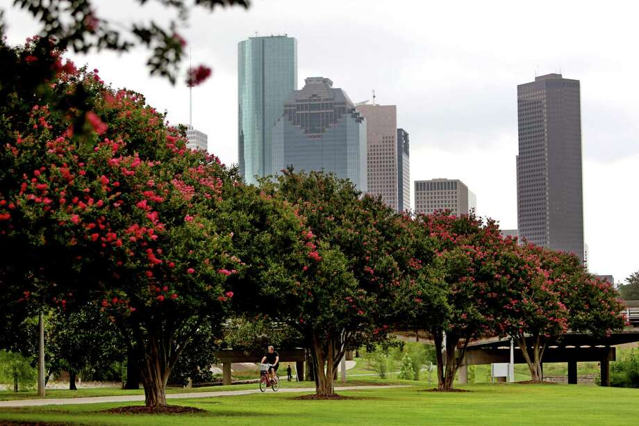 Houston is the place to be these days. Here are six more reasons why. Photo: Gary Coronado, Staff / © 2014 Houston Chronicle