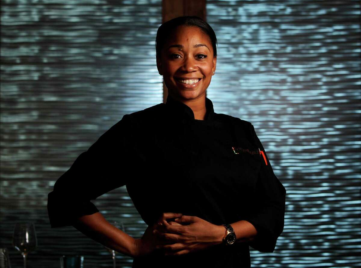 Ja'Nel Witt Corner Table 2736 Virginia The owners of Corner Table are already mighty pleased with the food and kitchen command of their new chef. Houston's own Ja'Nel Witt - isn't the type to pat herself on the back, there seems to be consensus among the owners and their new charge that they've pulled off a smooth transition in the kitchen while keeping staff focused and customers happy.