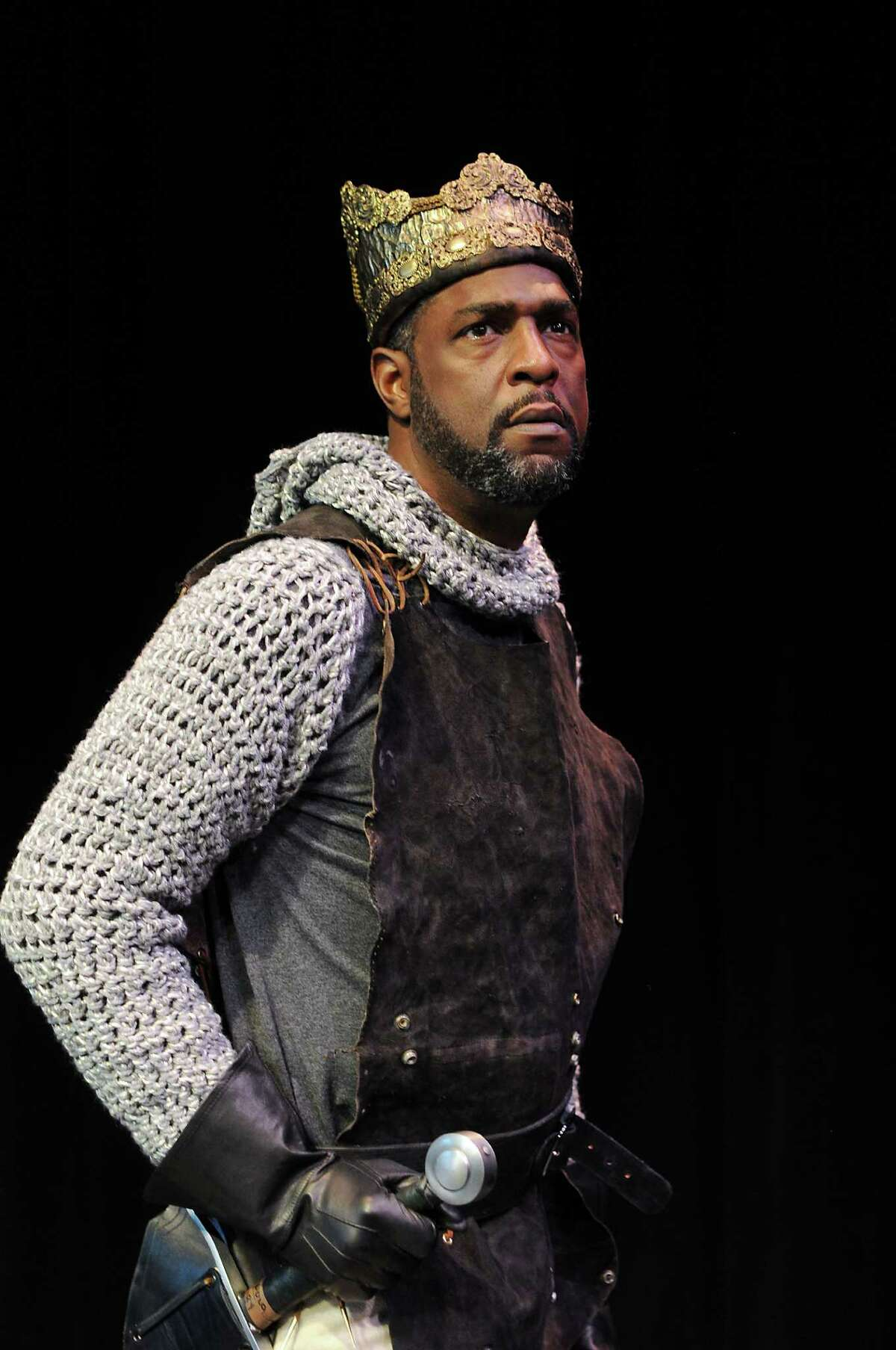 Mirron Willis does solid work in the title role.