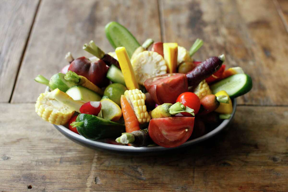 North America's top 10 snacks 8: Vegetables
