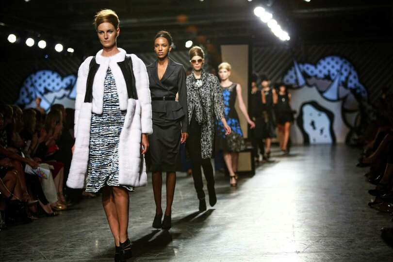 ... fashion during the annual Nordstrom Designer Preview fashion show at