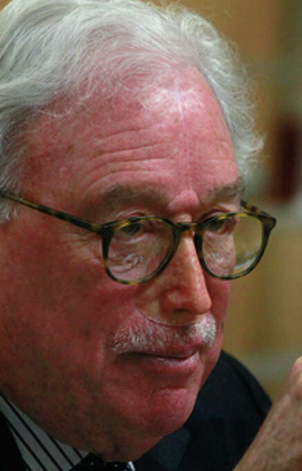 A Chief of Staff of California Public Utilities Commission president Michael Peevey (pictured) advised a PG&E executive on ways to deflect a request to disclose public information. Photo: Paul Chinn / The Chronicle / ONLINE_YES