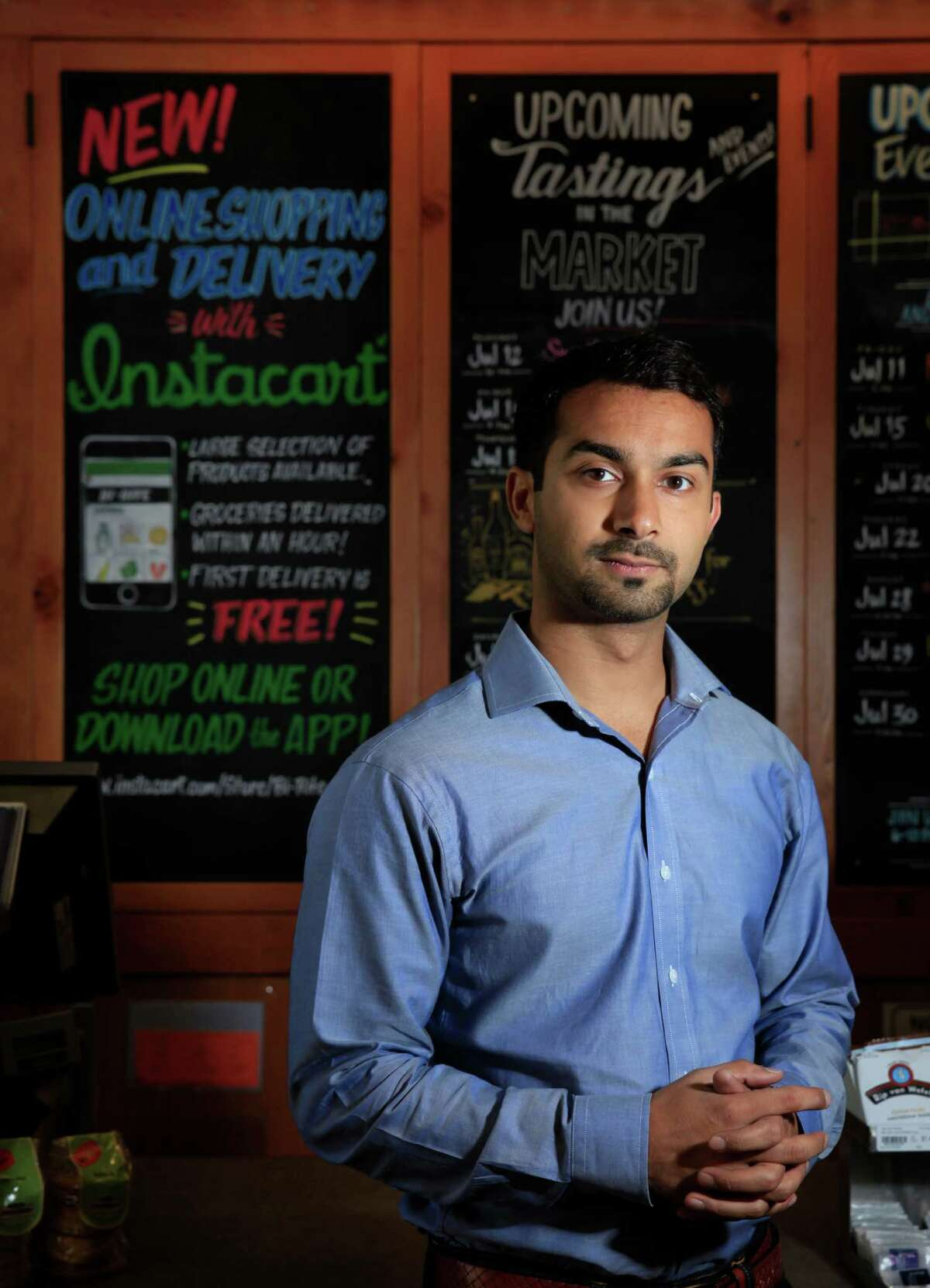 Instacart CEO Apoorva Mehta√ hopes to expand into more cities and non-grocery retail.