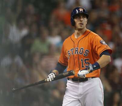 July 25: Marlins 2, Astros 0  Jason Castros and the rest of the Astros manage just three hits as Miami wins the series opener.  Record: 42-61. Photo: Karen Warren, Houston Chronicle
