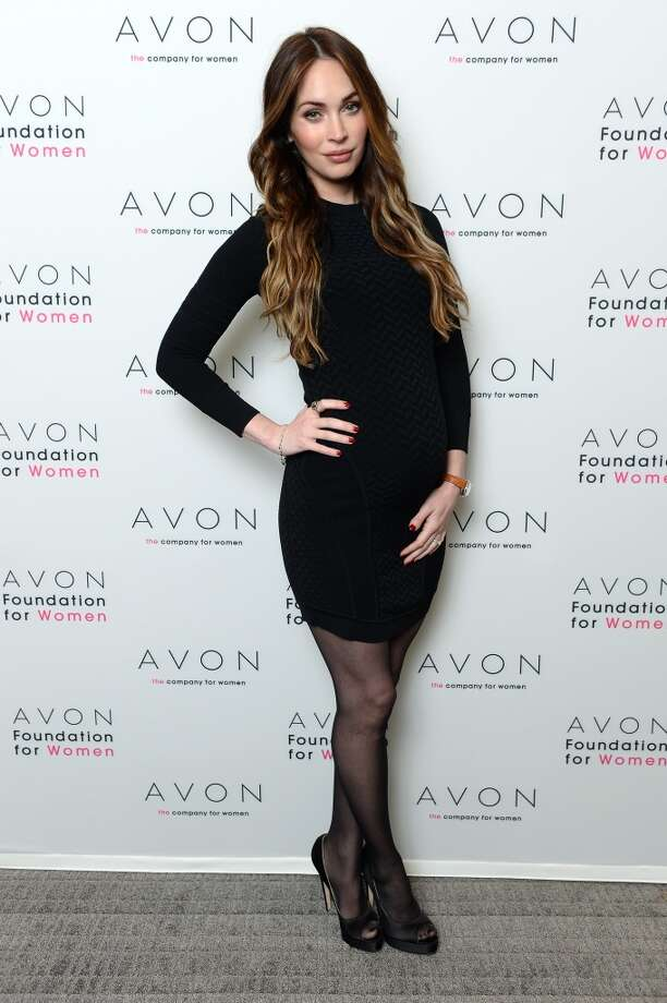 NEW YORK, NY - NOVEMBER 22: (EXCLUSIVE COVERAGE)  Actress Megan Fox in New York City where she helped the Avon Foundation launch the #SeeTheSigns of Domestic Violence global social media campaign. (Photo by Dimitrios Kambouris/Getty Images for Avon) Photo: Getty Images For Avon
