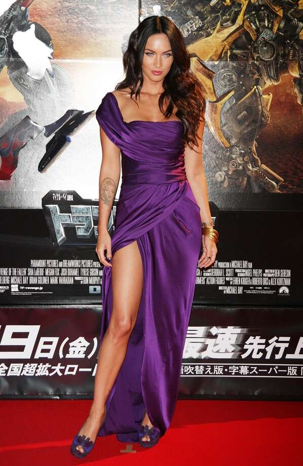 "TOKYO - JUNE 08:  Actress Megan Fox attends the ""Transformers: Revenge of the Fallen"" World Premiere at Roppongi Hills on June 8, 2009 in Tokyo, Japan. The film will open on June 19 in Japan.  (Photo by Junko Kimura/Getty Images) Photo: Getty Images"