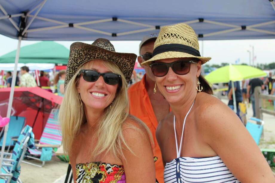 Stratford held its annual Blues on the Beach Music Festival at Short Beach on Saturday, July 26. Beach goers enjoyed music, dancing and sun. Were you SEEN? Photo: Michelle Russo / Hearst Connecticut Media Group