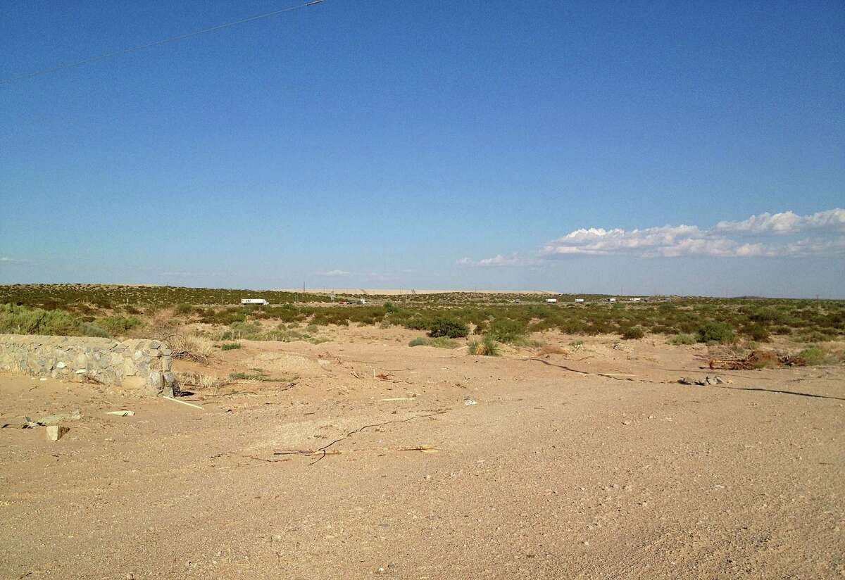 Just outside of Clint is the proposed site where a New York-based company has plans to build a 3,500-bed shelter to house children crossing the border illegally.