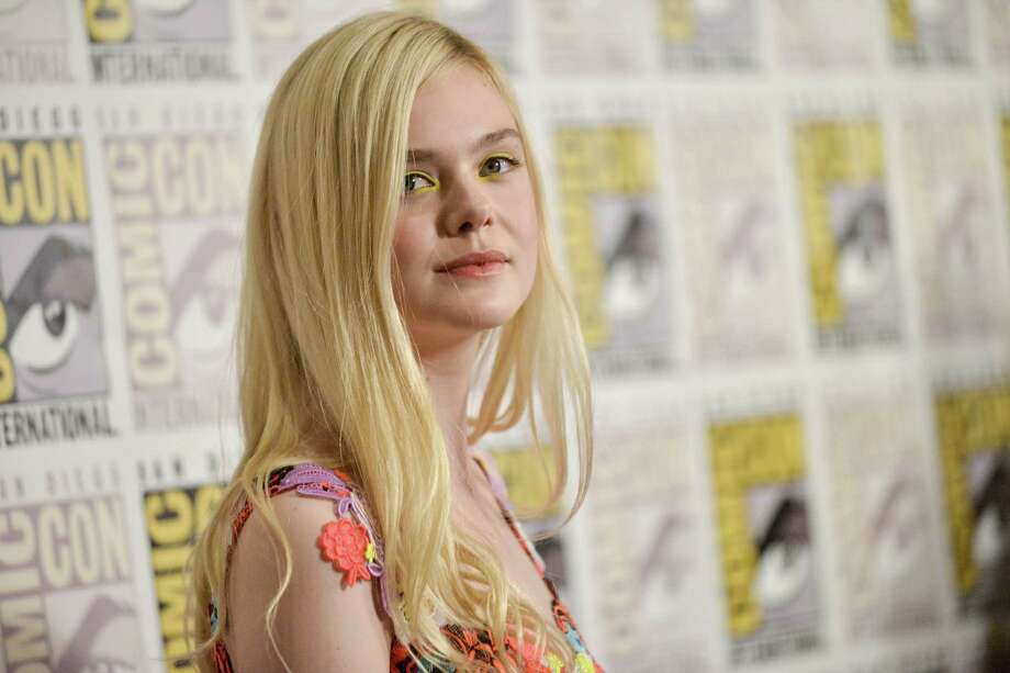 "Elle Fanning attends 2014 Comic-Con - ""The Boxtrolls"" press line on Day 3 of Comic-Con on Saturday, July 26, 2014, in San Diego. Photo: Richard Shotwell, Richard Shotwell/Invision/AP / AP2014"