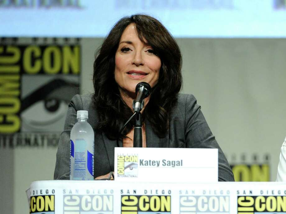 Katey Sagal attends an Entertainment Weekly panel on Day 3 of Comic-Con International on Saturday, July 26, 2014, in San Diego. Photo: Chris Pizzello, Chris Pizzello/Invision/AP / AP2014