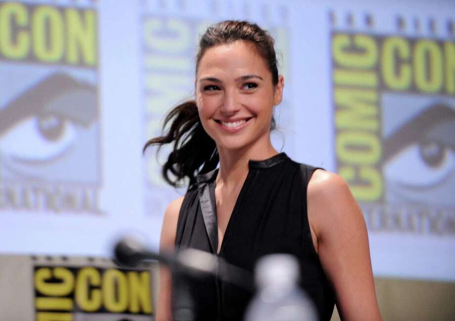 SAN DIEGO, CA - JULY 26:  Actress Gal Gadot attends the Warner Bros. Pictures panel and presentation during Comic-Con International 2014 at San Diego Convention Center on July 26, 2014 in San Diego, California. Photo: Albert L. Ortega, Getty Images / 2014 Albert L. Ortega
