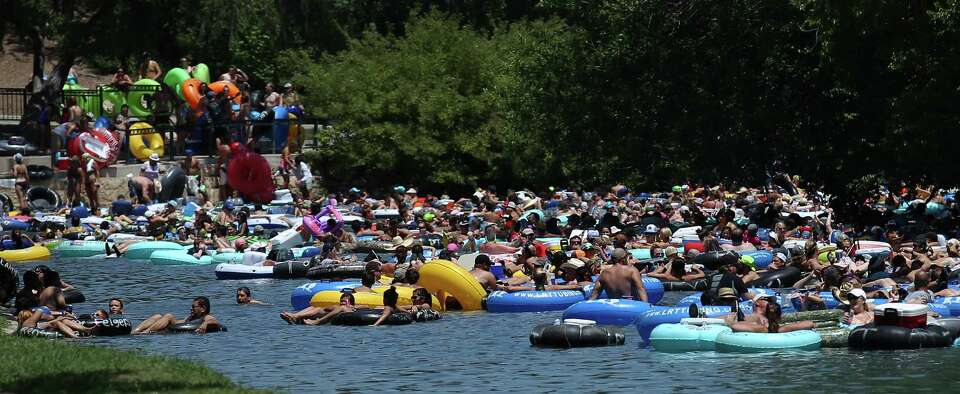 Once Memorial Day hits, it's time to tube Texas waterways; time to lean back, relax and enjoy a cold