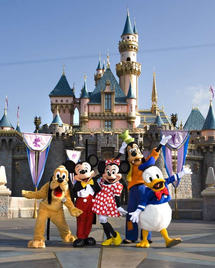 15. Disneyland face characterAverage salary: $32,000Duties: Work at Disneyland and perform as a famous character Requirements: Acting skills, height and appearance regulationsSource: SAVOO Photo: Scott Brinegar, Disneyland