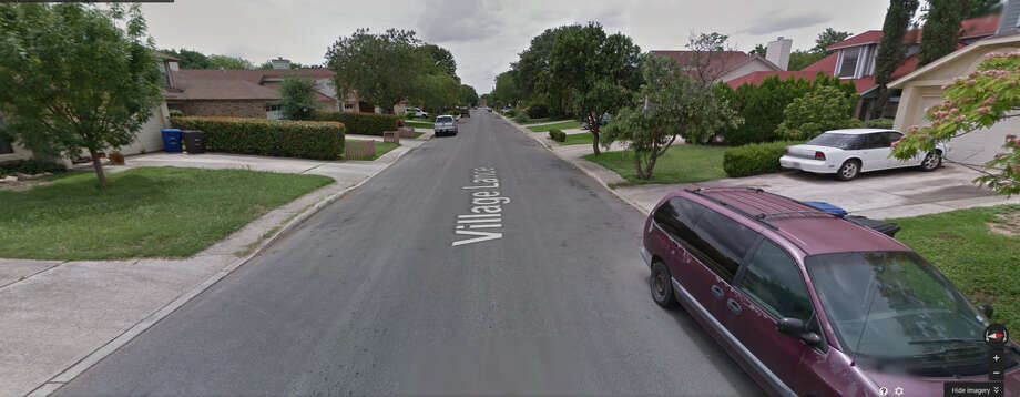 A Google Maps Street View of the neighborhood on the Northwest Side where the girl was found wandering Sunday morning, according to local media reports. Photo: Google Maps
