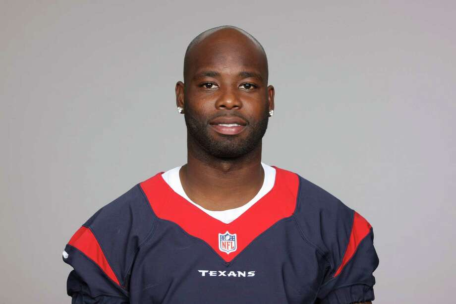 This is a 2013 photo of Johnathan Joseph of the Houston Texans NFL football team. This image reflects the Houston Texans active roster as of Thursday, June 20, 2013 when this image was taken. (AP Photo) Photo: Uncredited, FRE / AP2013