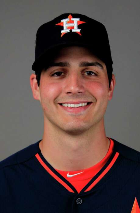 Houston Astros RHP Mark Appel (74) photographed during media day at the Houston Astros spring training facility,Friday, Feb. 21, 2014. ( Karen Warren / Houston Chronicle ) Photo: Karen Warren, Staff / © 2013 Houston Chronicle