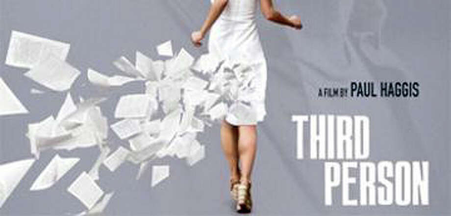 """""""Third Person,"""" a new mystery thriller, is now playing in area movie theaters. Photo: Contributed Photo / Westport News"""