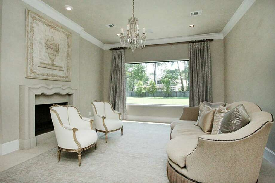 This Houston home has plenty of chic finishes. Photo: Houston Association Of Realtors
