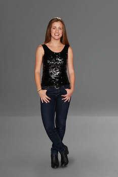 AMERICA'S GOT TALENT -- Season 9 -- Pictured: Julia Goodwin -- (Photo by: Virginia Sherwood/NBC) Photo: NBC, Virginia Sherwood/NBC / 2014 NBCUniversal Media, LLC.